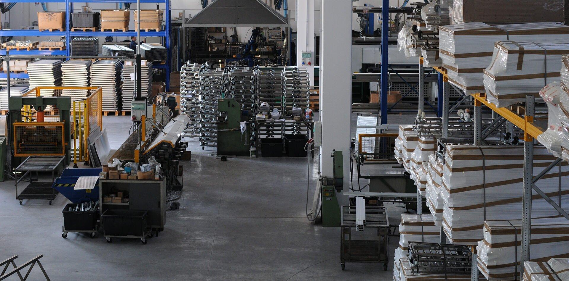 Produzione attrezzature per panifici, pasticcerie e pizzerie | Atrepan Verona